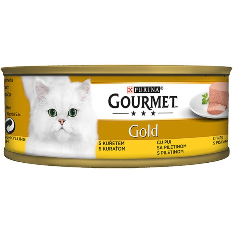Gourmet Chicken 85g