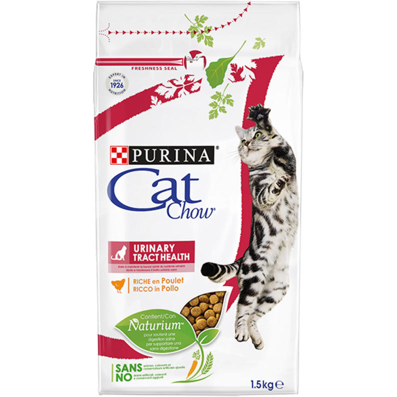 Cat Chow UTH Rich in meat 1.5kg