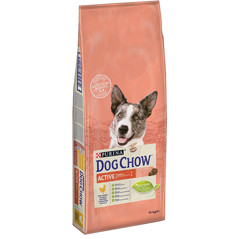 Dog Chow Adult Active Chicken 14kg