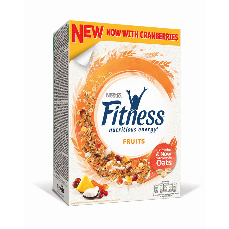 FItness Fruits 375 g 3D
